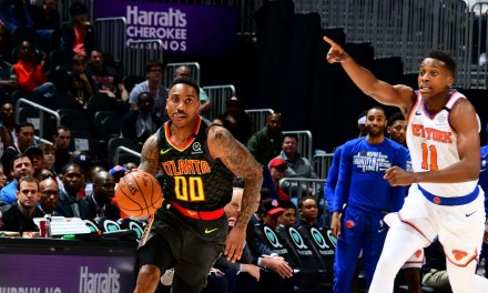 Hawks Halt Knicks' Winning Ways in Double Overtime Loss