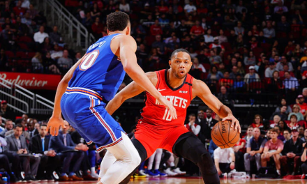 Injured Knicks Can't Hang With James Harden, Rockets