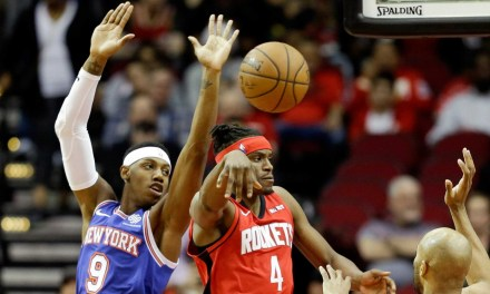 Knicks Look to Start Win Streak Against James Harden, Rockets