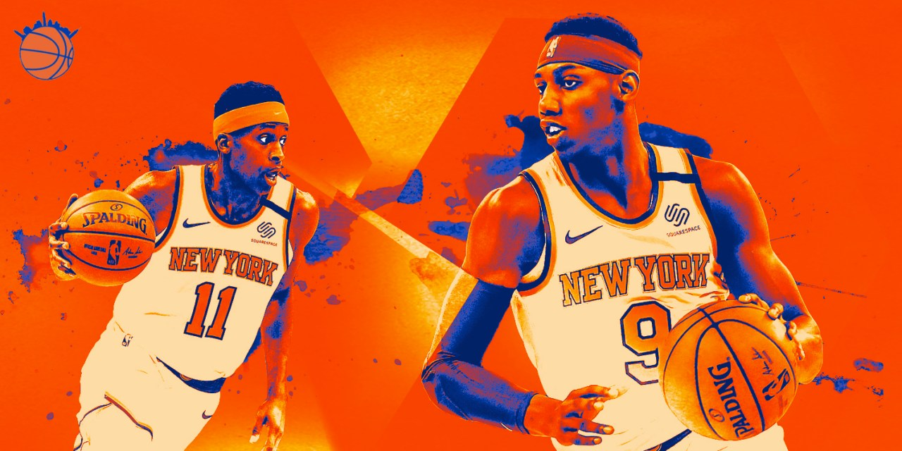 The Knicks Need to Trust RJ Barrett and Frank Ntilikina