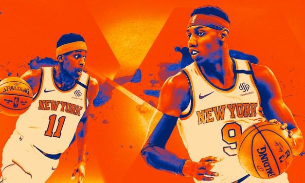 The Knicks Need to Trust RJ Barrett and Frank Ntilikina