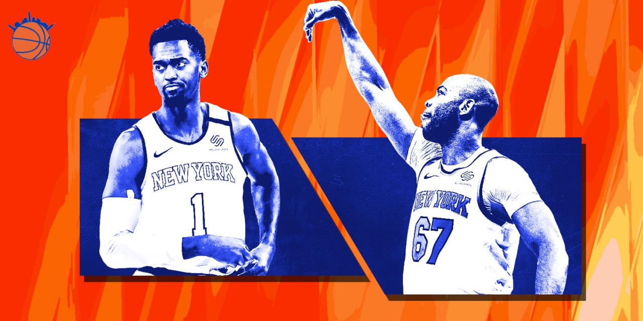 With the NBA Season Likely Over, What Should the Knicks Do With the Vets?