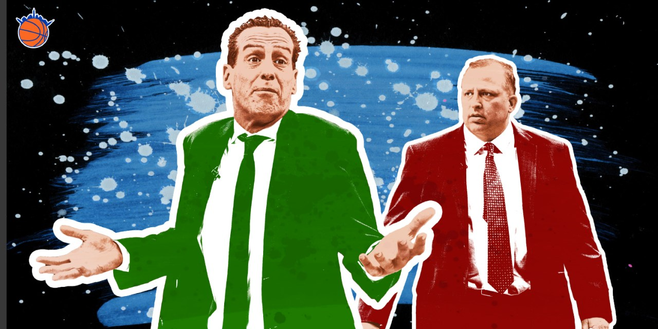 With Tom Thibodeau Chatter, Don't Forget About Kenny Atkinson
