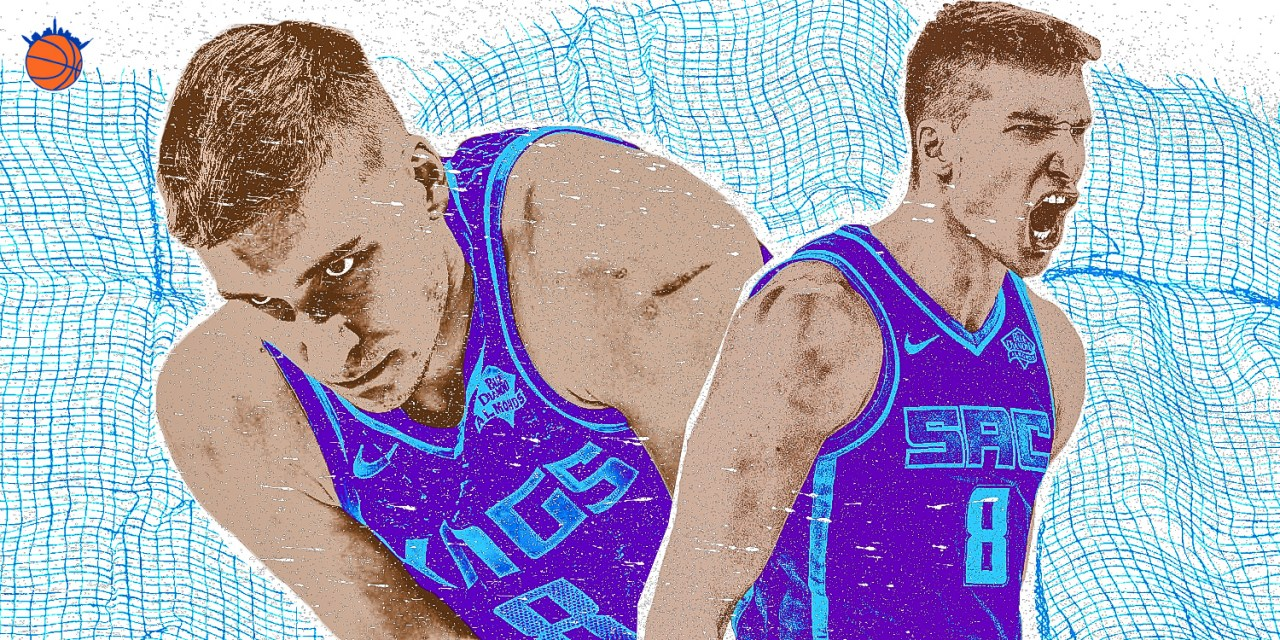 Could Bogdan Bogdanovic Bring the Knicks Into the Future?