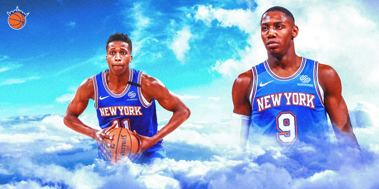 Projecting Ceilings and Floors for the Knicks' Young Core