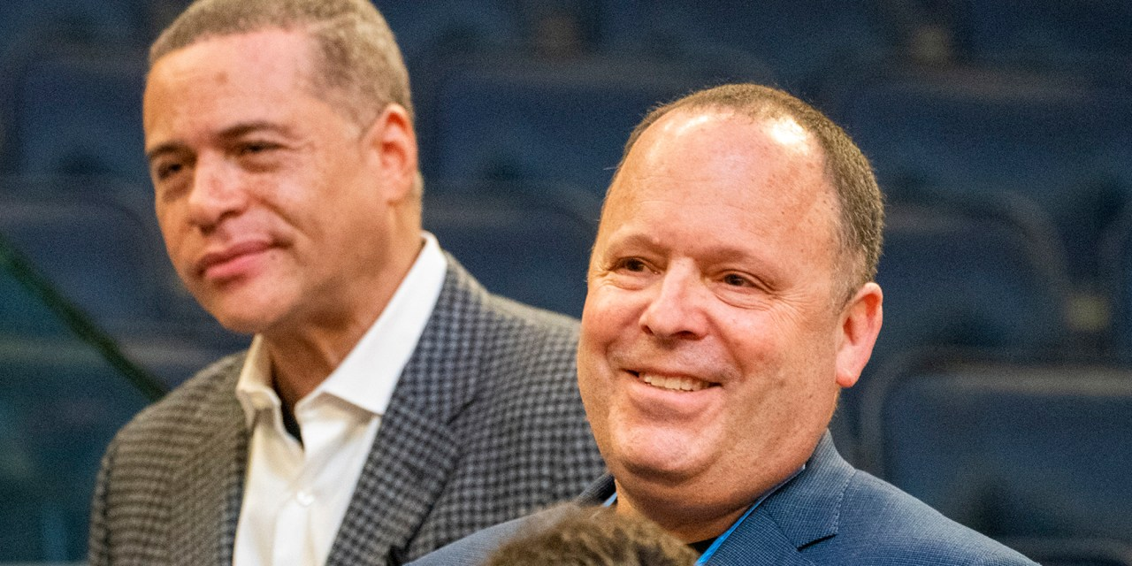 Knicks 'Close' to Bringing in Cavs Capologist Brock Aller