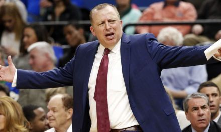 Knicks Tap Former Assistant Tom Thibodeau as Next Head Coach