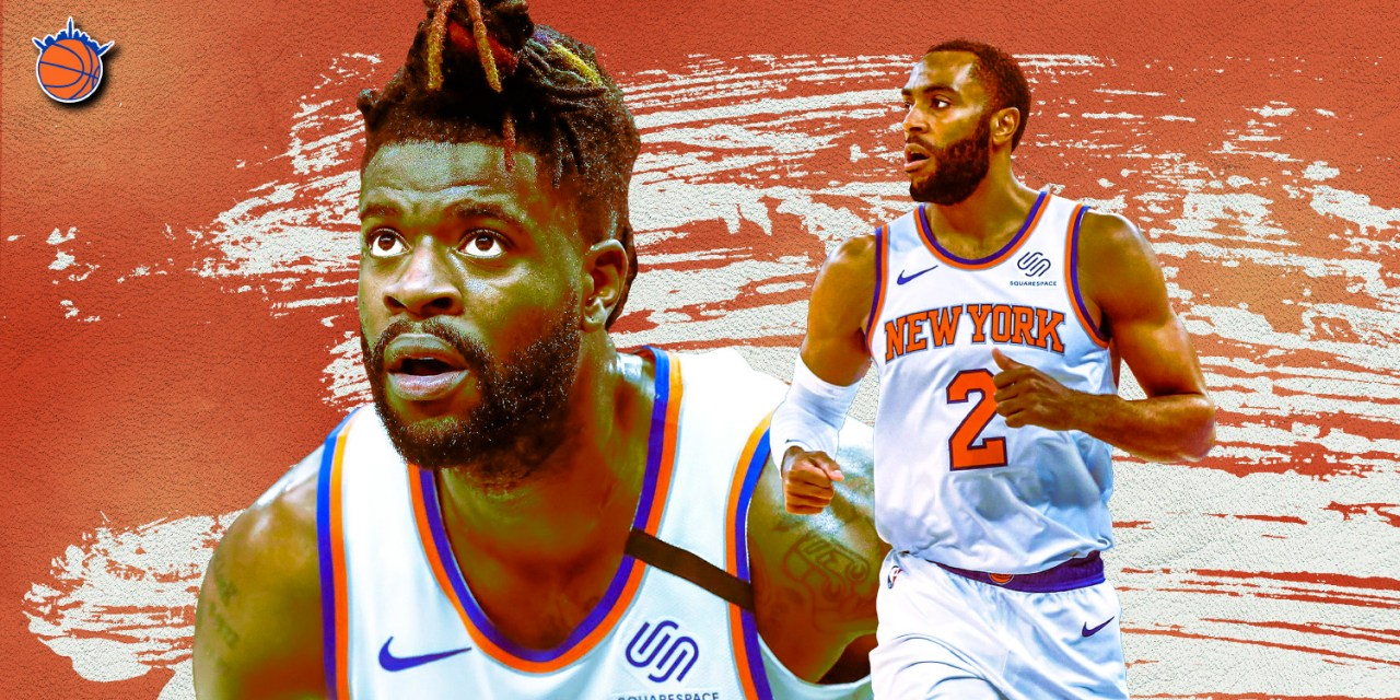 What to Do With Reggie Bullock, Wayne Ellington and Knicks' Need for Outside Shooting