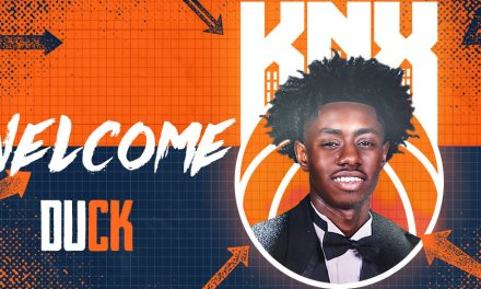 Interview: Knicks Gaming's Duck Talks Rookie NBA 2K League Season