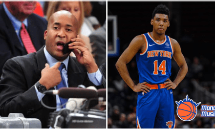 Monday Musings: Allonzo Trier Has Left the Building