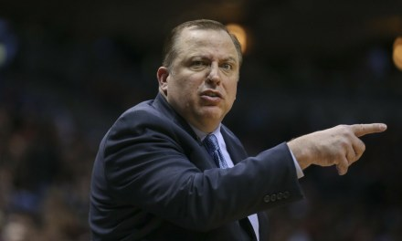 Podcast: Tom Thibodeau Is One Step Closer to Knicks Head Coach & What About a 'Melo Reunion?