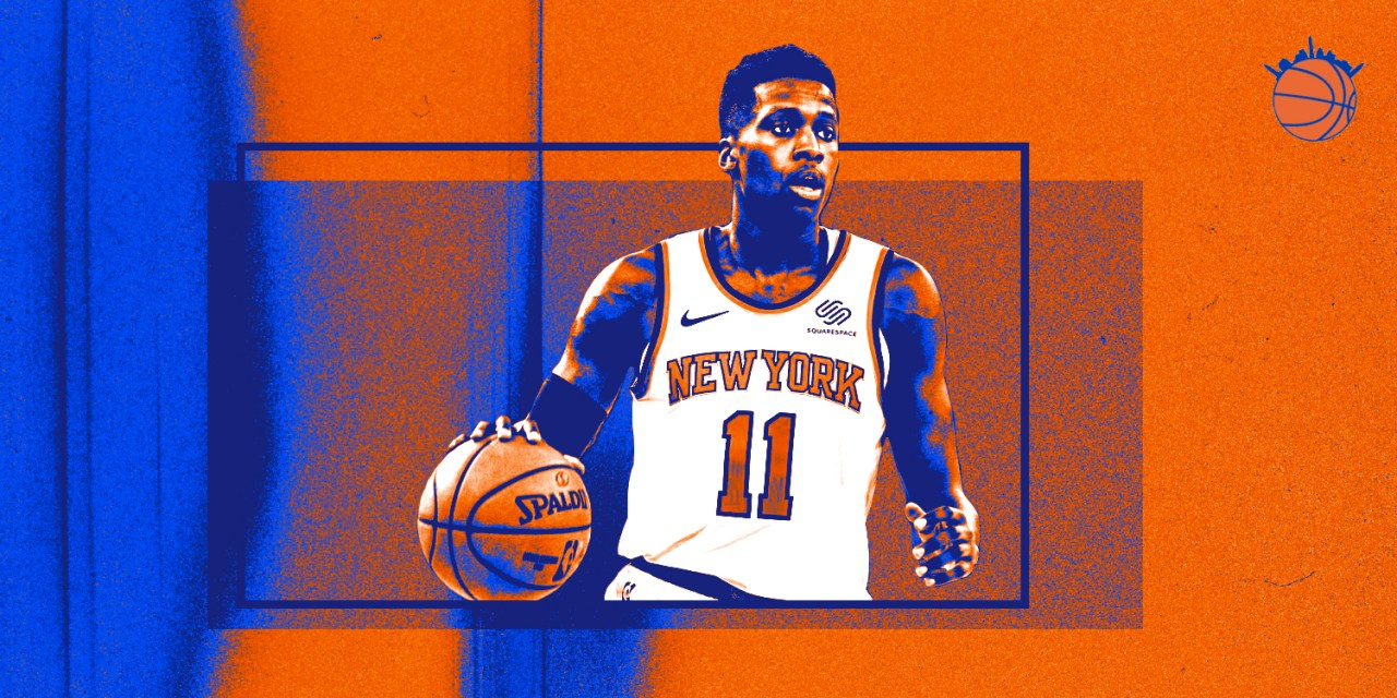 How Two Comparable Players Could Forecast Knicks' Frank Ntilikina's Free Agency