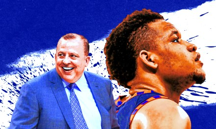 Kevin Knox, Tom Thibodeau and the Next Steps Forward
