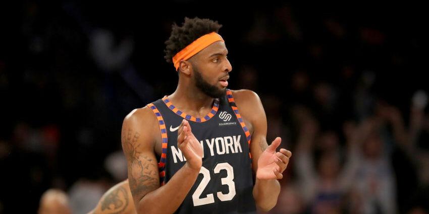 Podcast: Kevin Durant Talks Knicks Again, Money Making Mitch & Poku SZN   The Knicks Wall