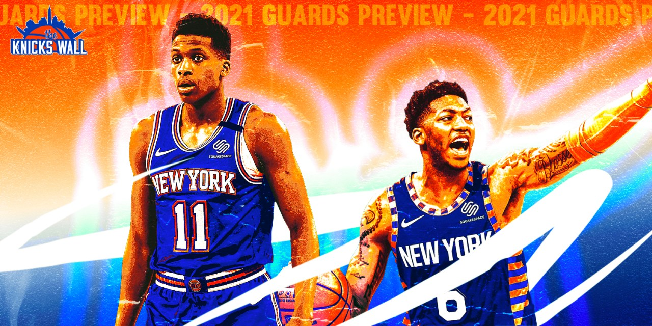 Who Will Emerge From the Scrap Heap of the Knicks' Guards?
