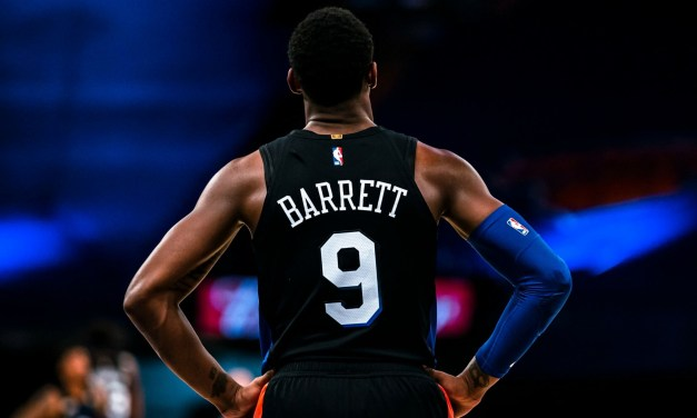 RJ Barrett Defends Cold Night in Sixers Loss: 'It's Not About Me. It's About The Team's Success.'