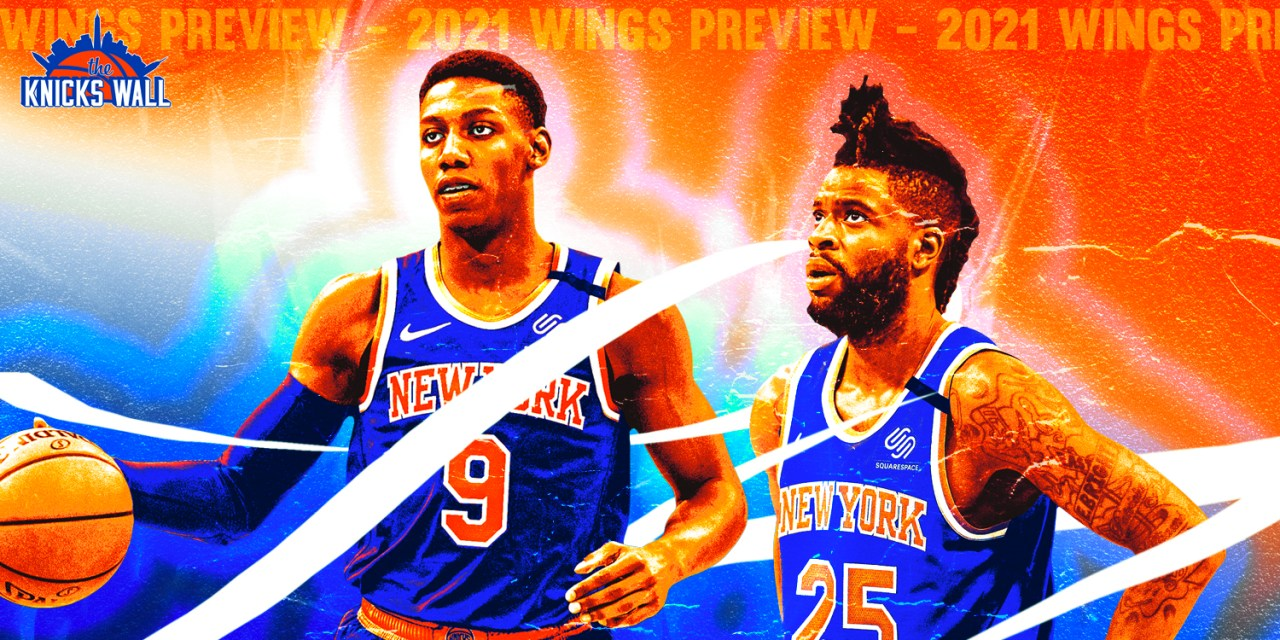 Who Will Make Up the Knicks' 2020–21 Wing Rotation?