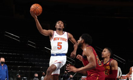 Knicks Look to Right the Wrongs With Cavs Battle in Cleveland