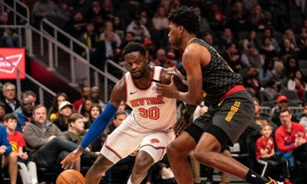 Knicks Look to Collect Fourth Win Over Last Five Games in Hawks Meetup
