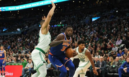 Knicks Head to Boston Hoping to Put End to Losing Skid