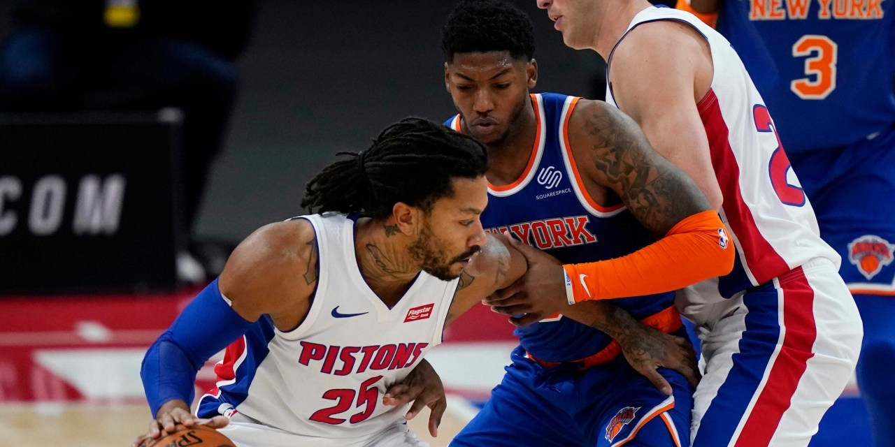 A Derrick Rose Trade Is Not the Answer