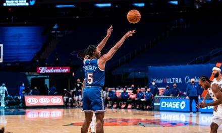 Kawhi Leonard, Clippers Outlast Knicks Despite More Immanuel Quickley Heroics