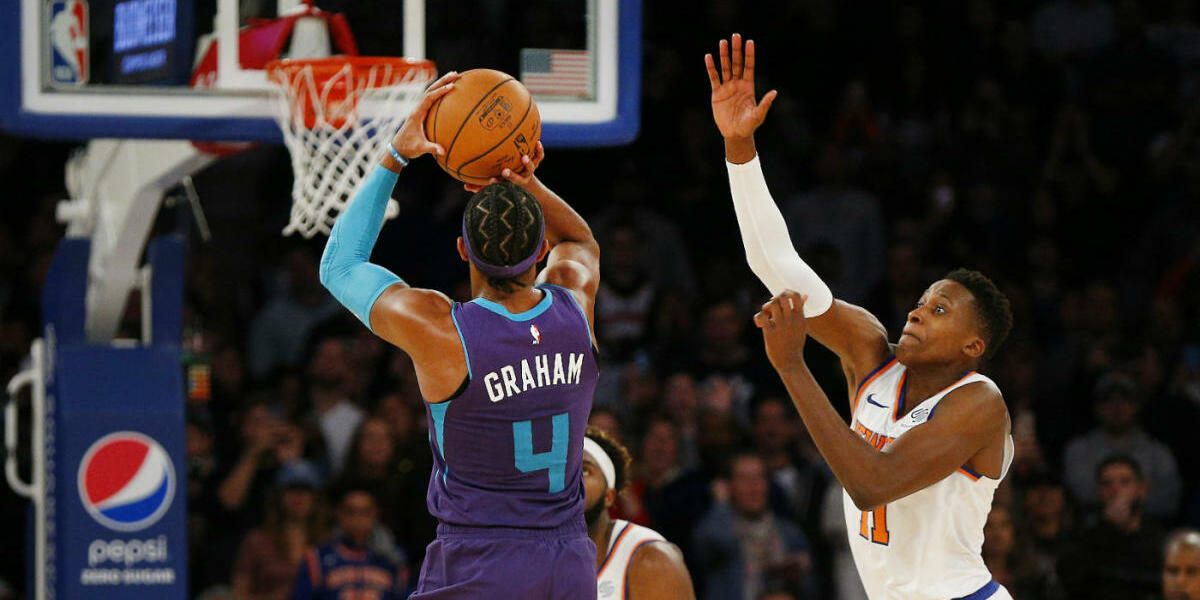 Knicks Looking to Get Back on Track vs. Hornets