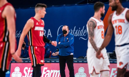 While Knicks See Themselves in Heat, They Still Lack Closing Ability