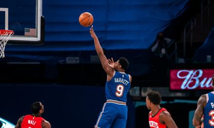 Rowan's Regression: February Has Not Been Kind to RJ Barrett