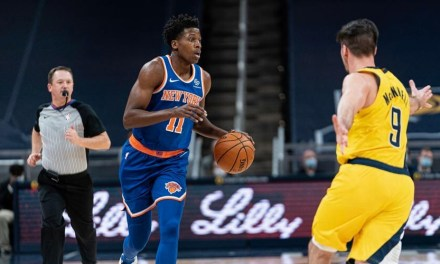 Knicks Look to Stay Hot Versus Pacers