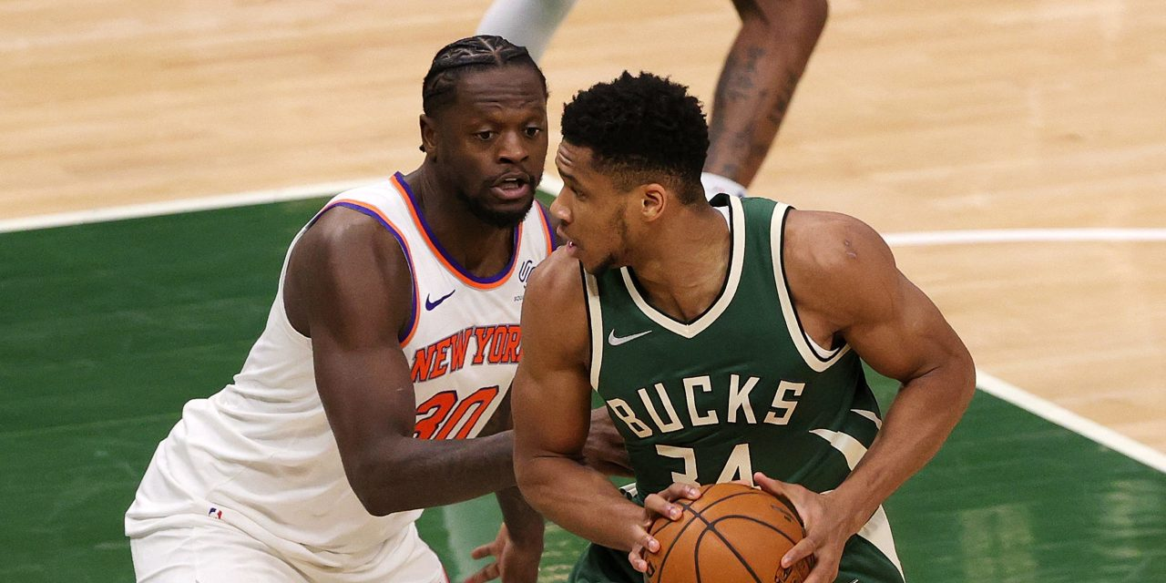 Knicks Ready for Revenge Over Bucks in Milwaukee