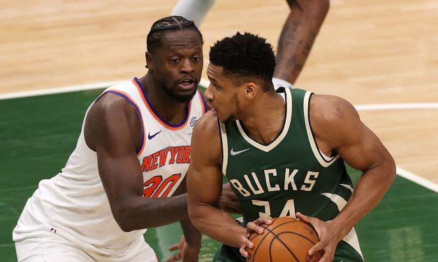 Knicks Ready for Revenge Over Bucks in Milwaukee