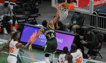 Knicks Rusty in First Game Back, Lose in Blowout Fashion to Bucks
