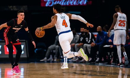 Knicks Unable to Handle Jimmy Butler, Heat
