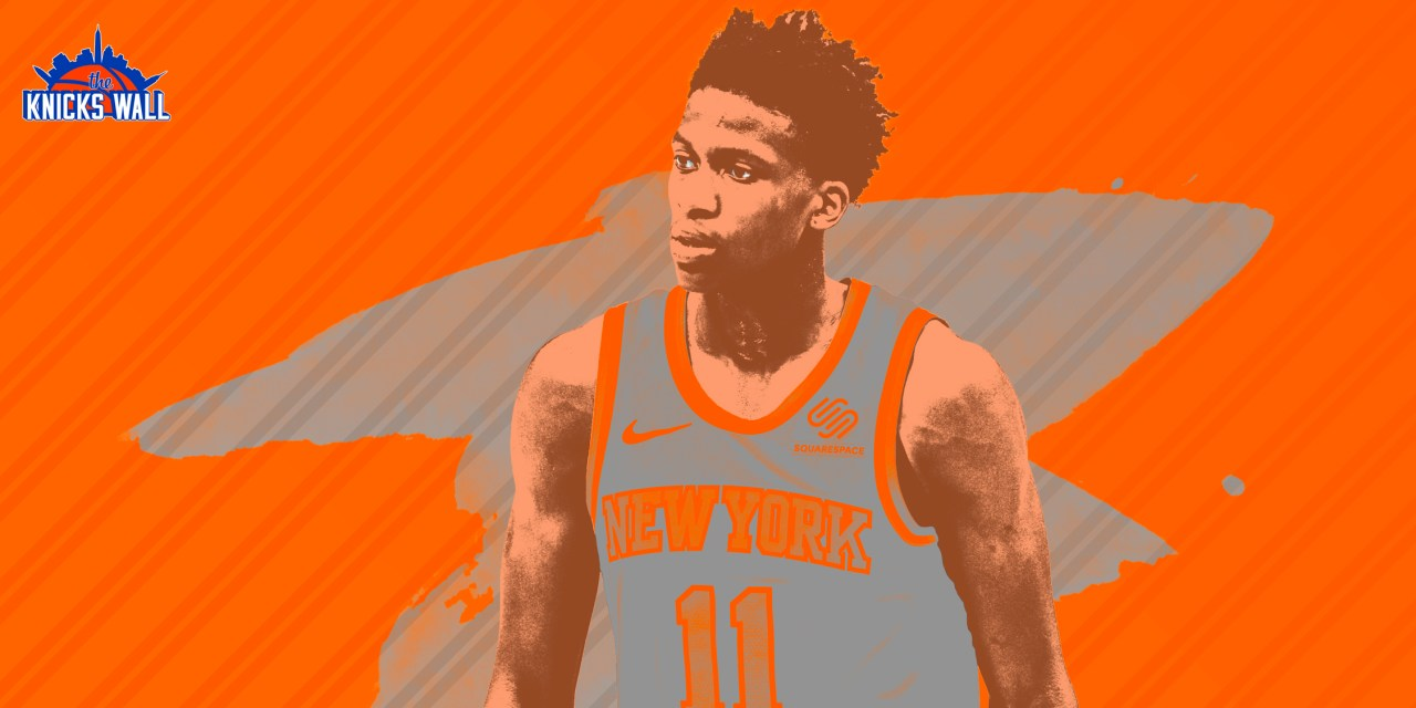 Will Frank Ntilikina Be Staying in New York Past the Trade Deadline?