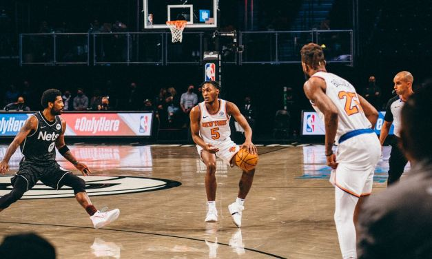 Knicks Come Up Short in Brooklyn in Wild Ending