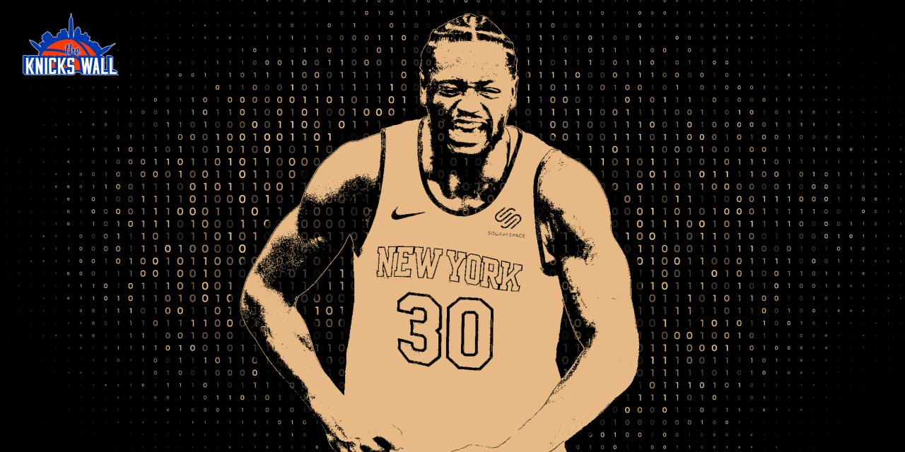 Julius Randle By the Numbers: Stats Back Up Unbelievable Season