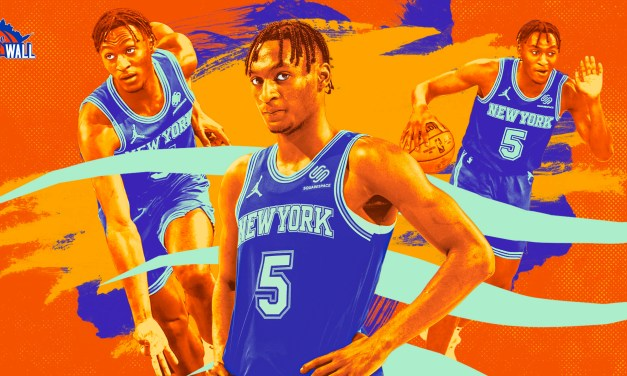 Immanuel Quickley Presents the Knicks With New Opportunities at Point Guard