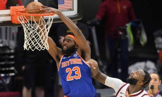 Mitchell Robinson Returns at the Perfect Time