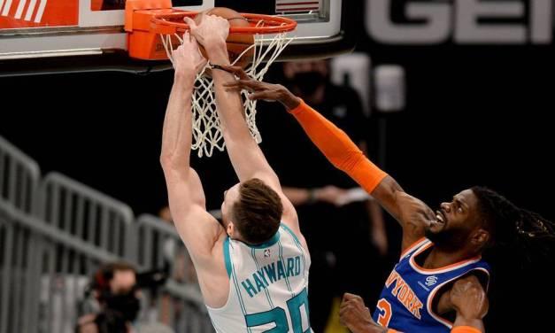 Knicks Host Hornets, Look to Keep Winning Streak Alive