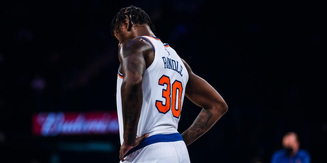 Tom Thibodeau, Julius Randle Approaching Knicks Season's Homestretch One Game at a Time