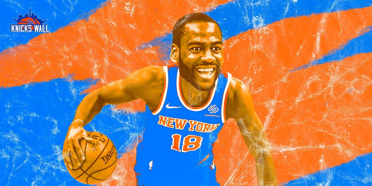 Alec Burks' Resurgence Has Unlocked the Knicks' Offense