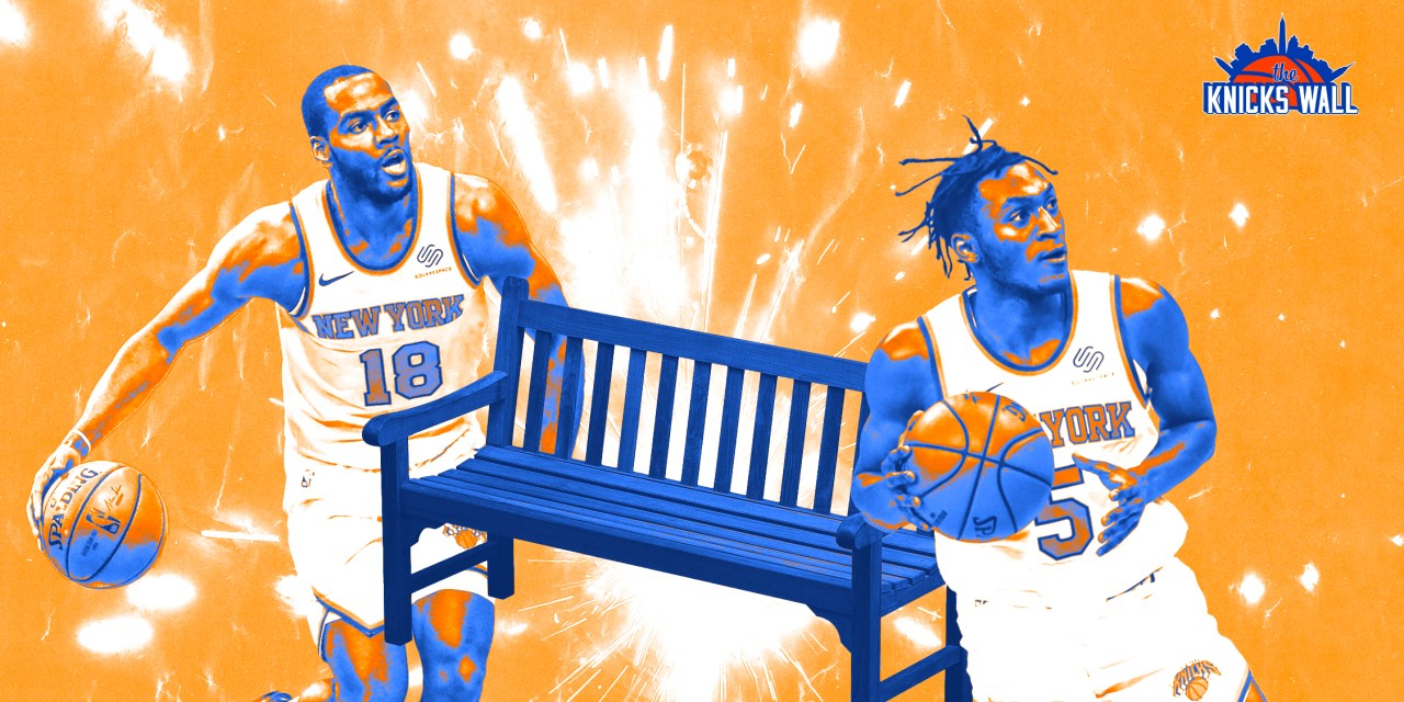 New York's Bench Mob Is the Key to Playoff Success