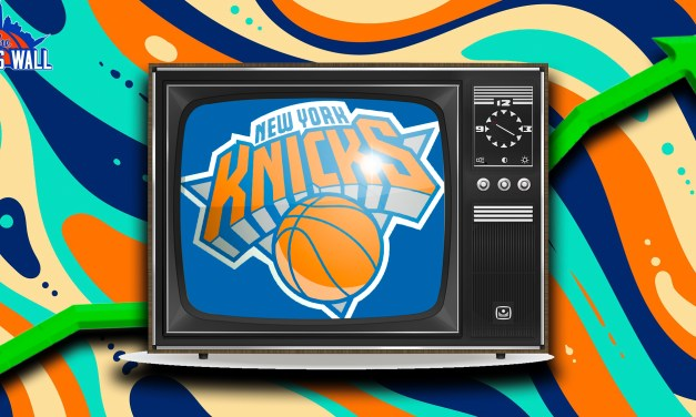 The Drastic Shift in the Perception of the Knicks