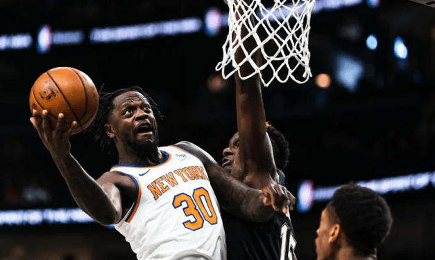 Knicks Respond to Game 4's Chippy Play, Multiple Flagrant Fouls