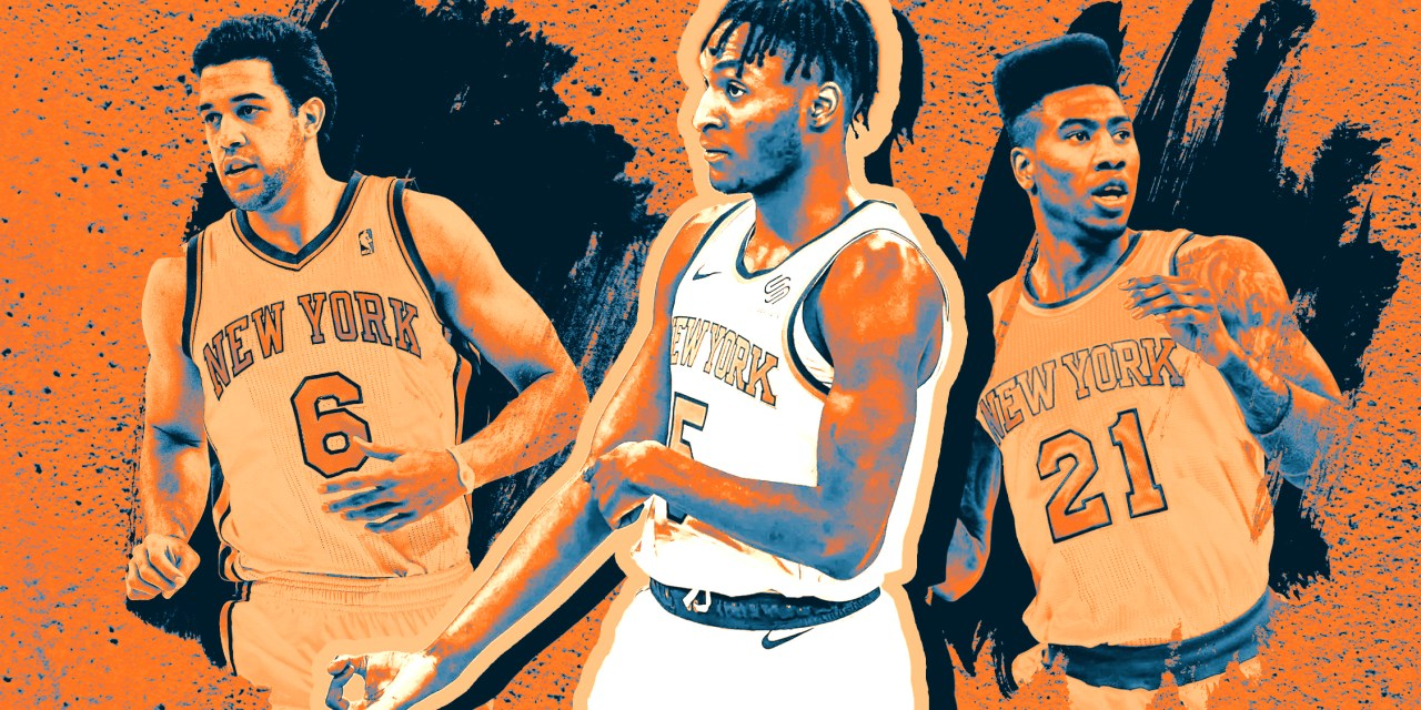 Immanuel Quickley's Rank Among Knicks Rookies Since 2010