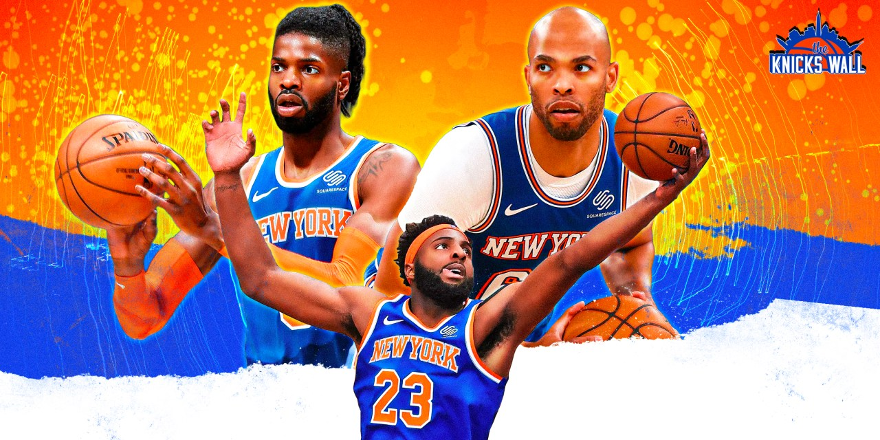What Does the Future Hold for Mitchell Robinson and the Knicks?