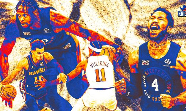 We're On to Atlanta: The Knicks-Hawks Mid-Series Roundtable
