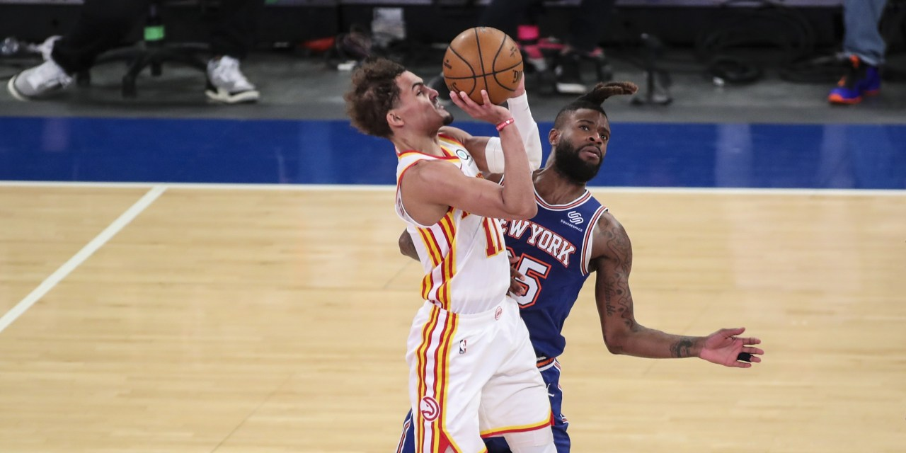 Knicks' Season Ends at Home in Game 5 at the Hands of Trae Young and the Hawks