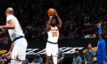 Knicks Return Home, Look to Stave Off Elimination Against Hawks